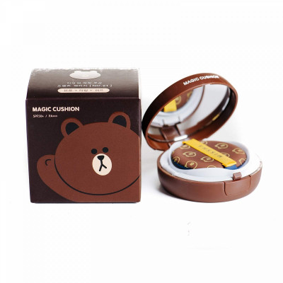 Кушон Missha Line Friends Magic Cushion Moisture